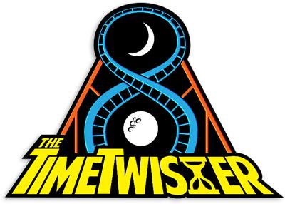 Grand Prix: Orlando 2014 Collectible Pin - The TimeTwister