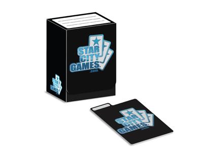 StarCityGames.com Deck Box - StarCityGames.com Logo