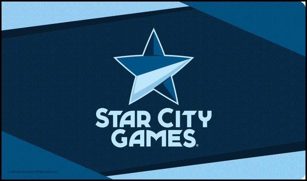 Star City Games Playmat - Star City Games Logo