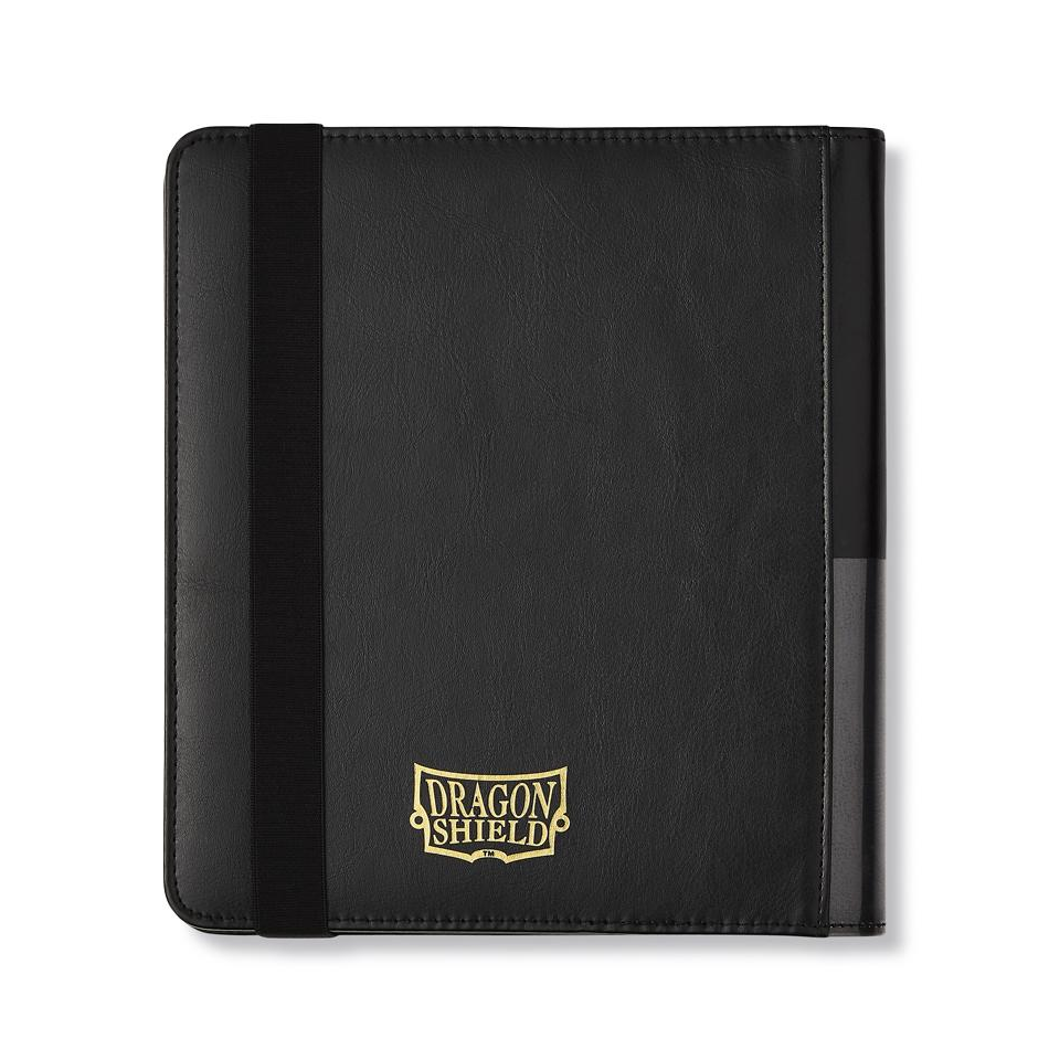 Dragon Shield  4-Pocket Card Codex - Black