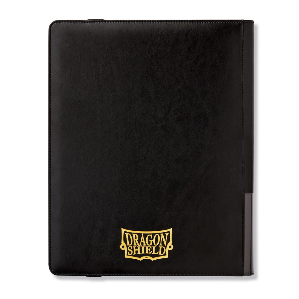 Dragon Shield  9-Pocket Card Codex - Black