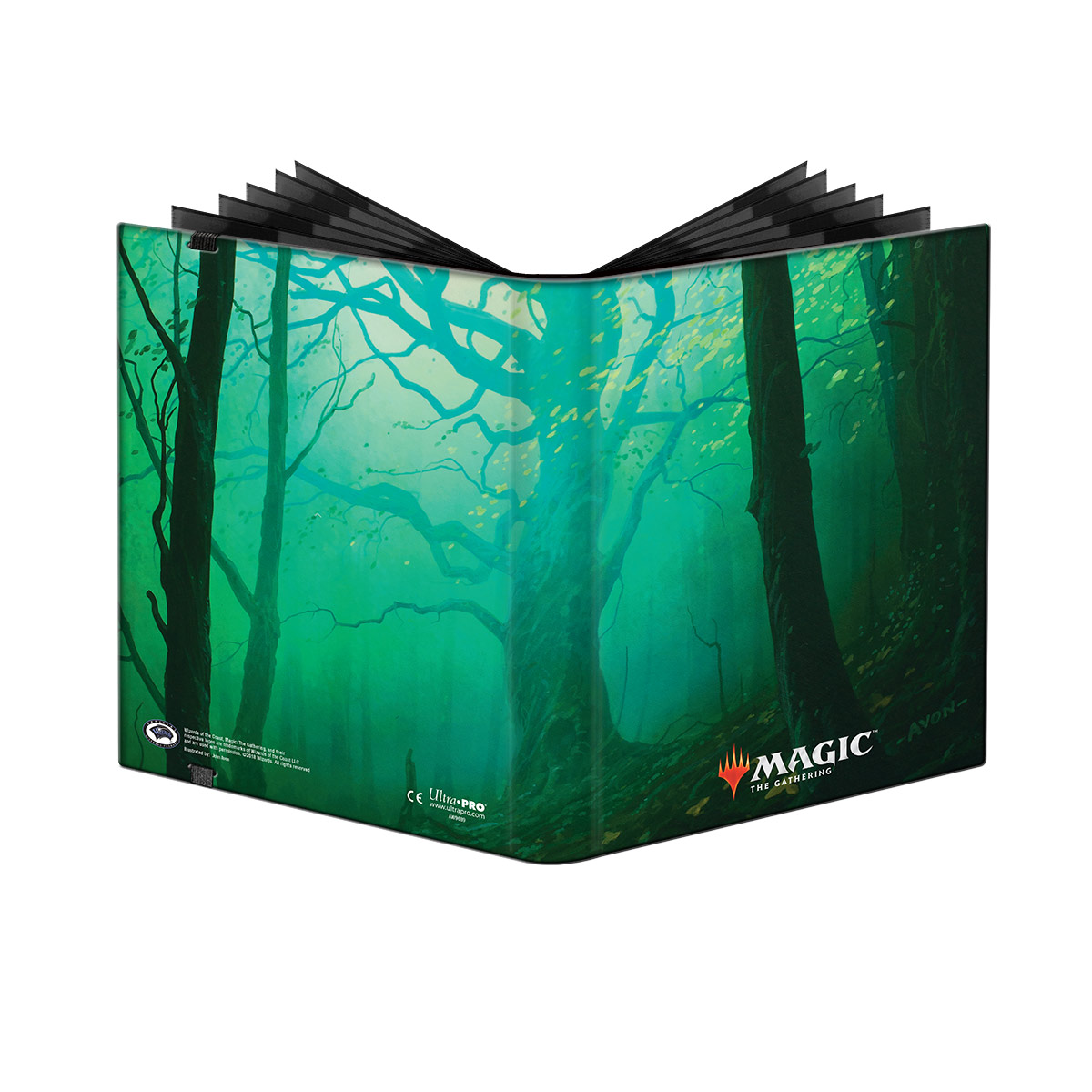 Ultra Pro Magic Pro-Binder - Unstable - Forest