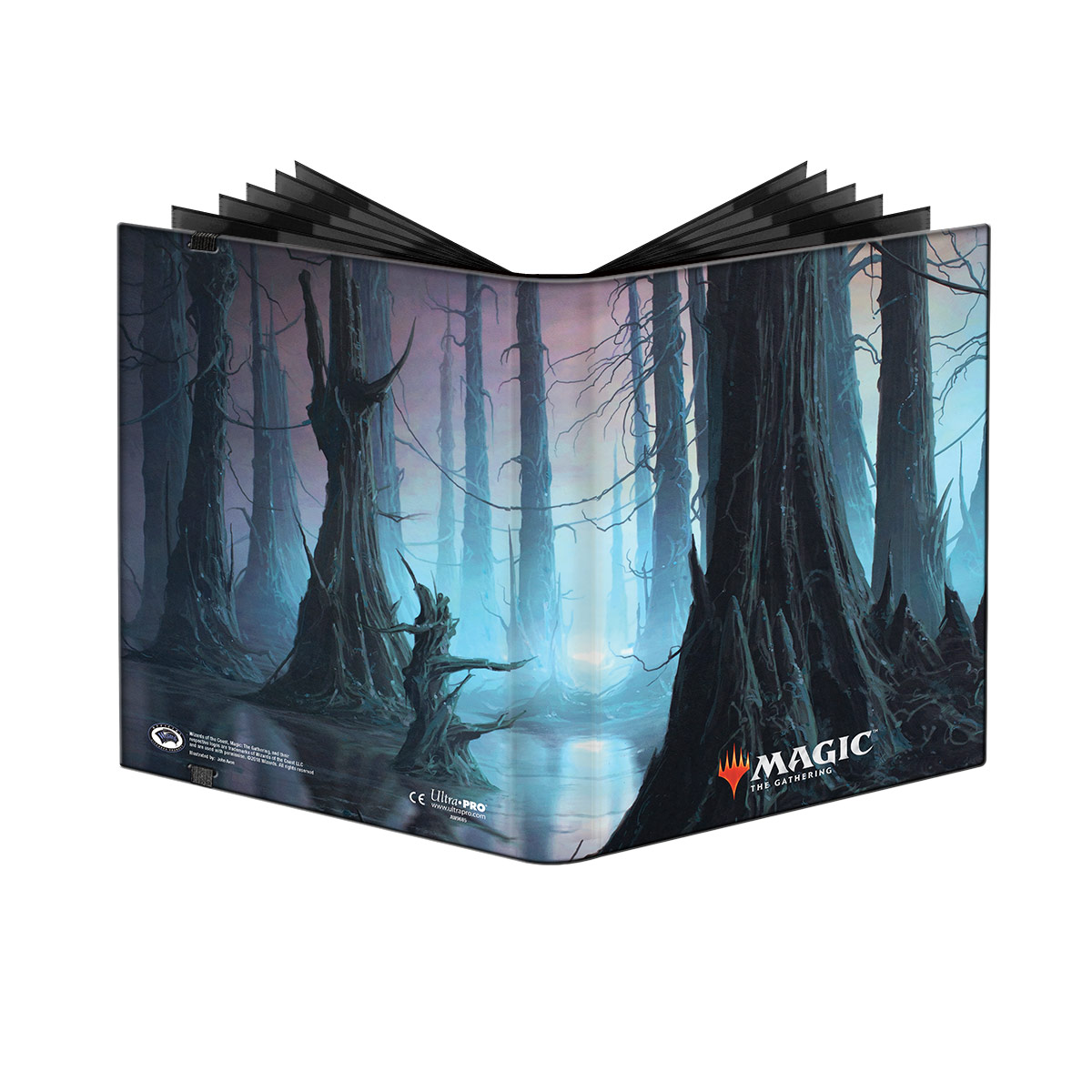 Ultra Pro Magic Pro-Binder - Unstable - Swamp