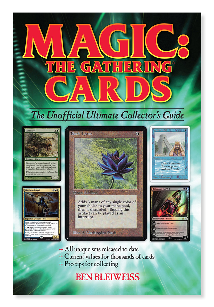 Magic: The Gathering Cards - The Unofficial Ultimate Collector