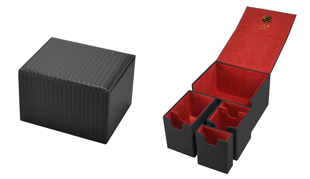 Dex Protection Deck Box - Proline (L) - Black