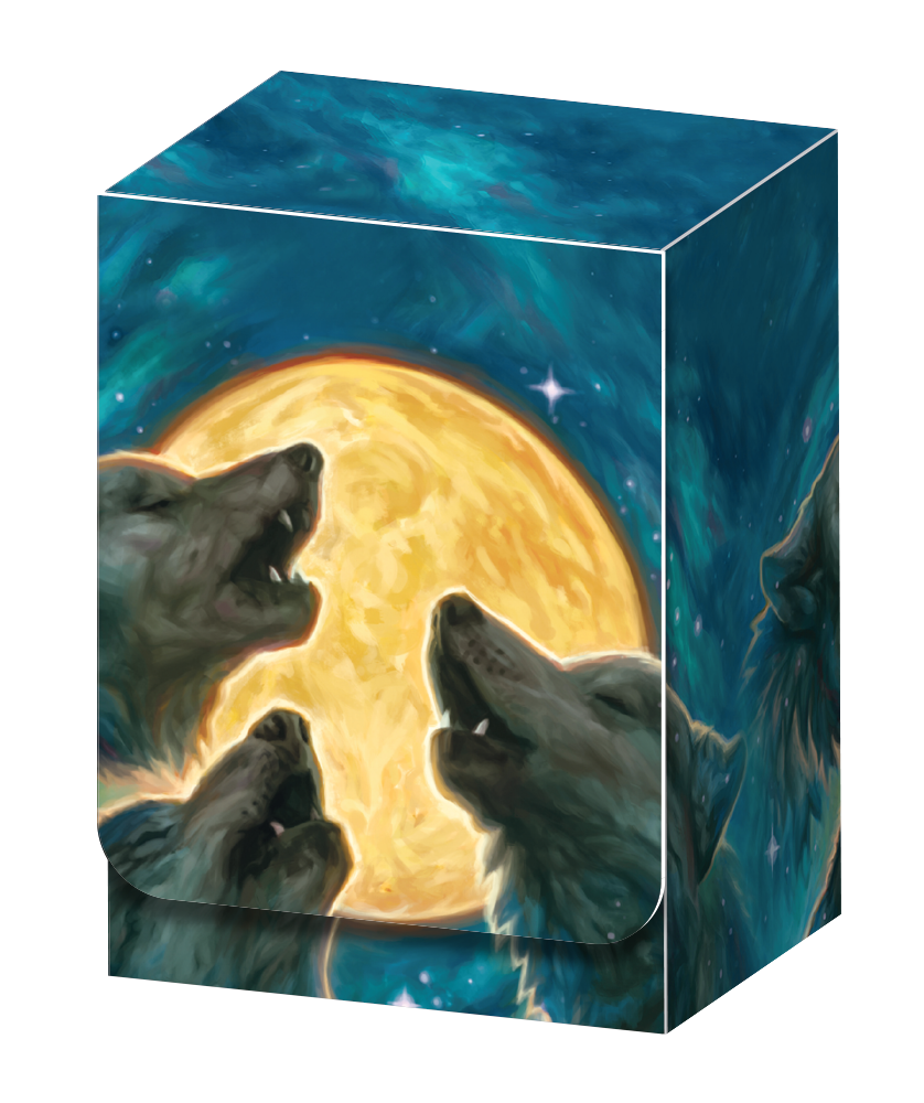 Legion Deck Box - 3 Wolf Moon