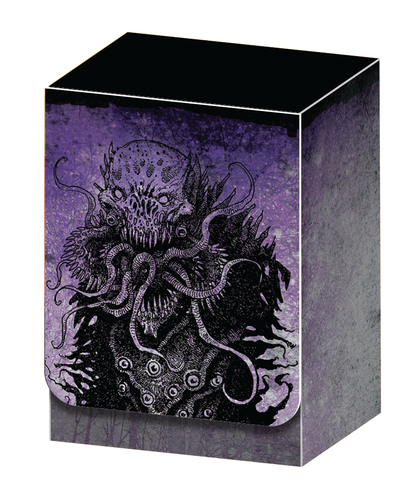 Legion Deck Box - The Night is Dark