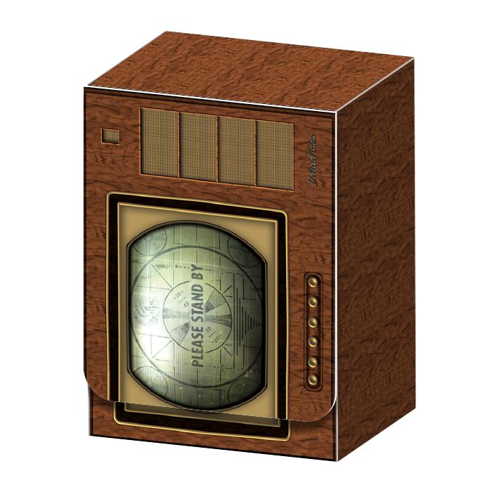 Legion Deck Box - Stand By