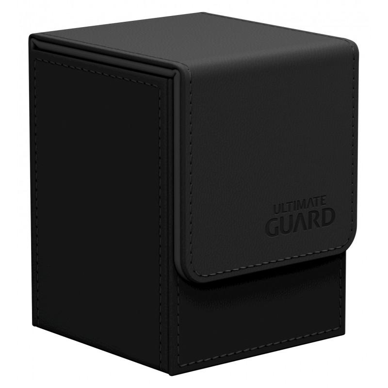 Ultimate Guard Flip Deck Case 100+ XenoSkin™ - Black