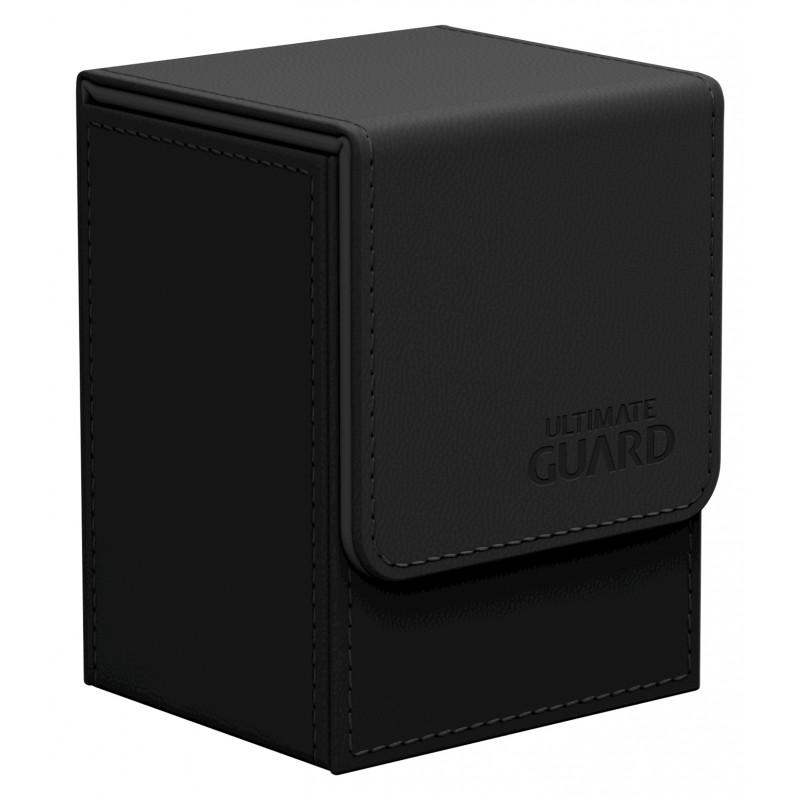 Ultimate Guard Flip Deck Case  80+ XenoSkin™ - Black