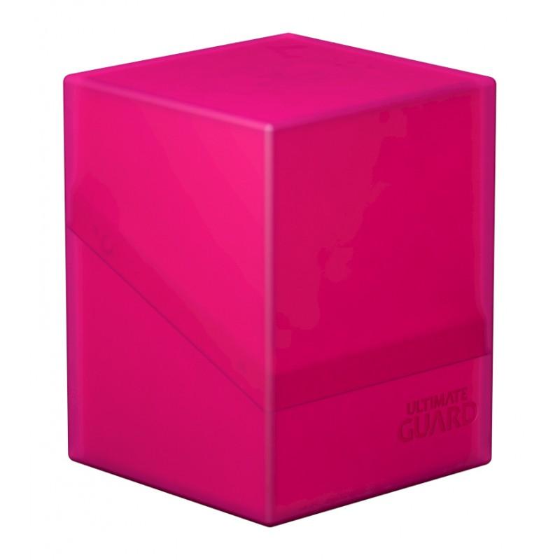 Ultimate Guard Boulder™ Deck Case 100+ - Rhodonite (Pink)