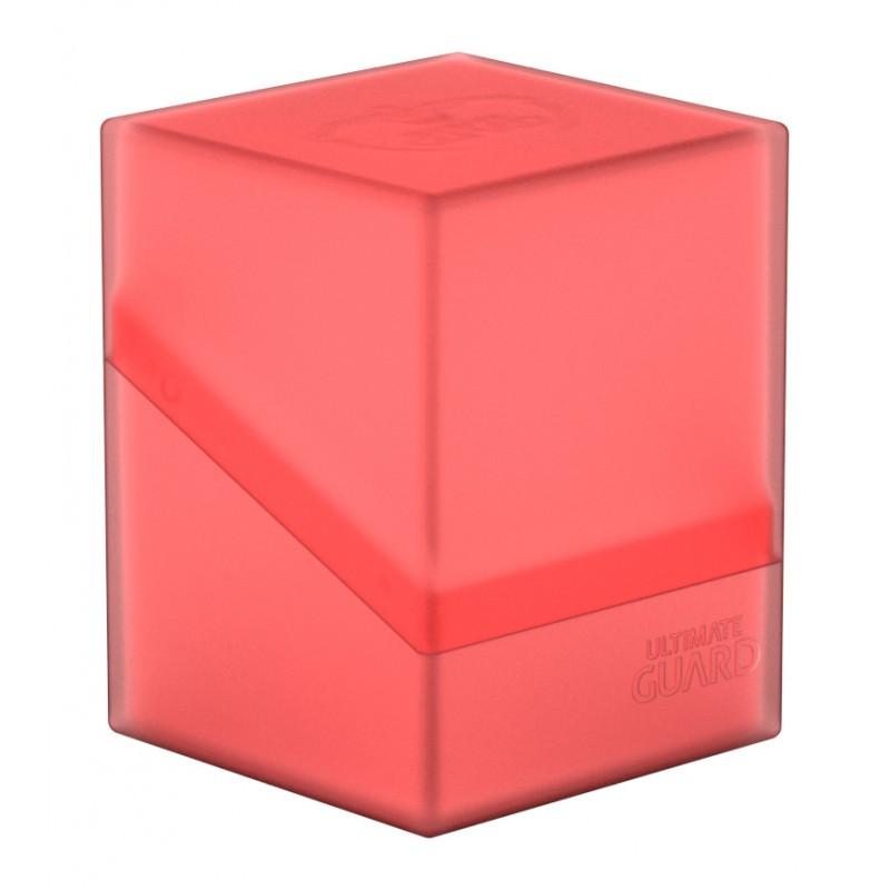 Ultimate Guard Boulder™ Deck Case 100+ - Ruby