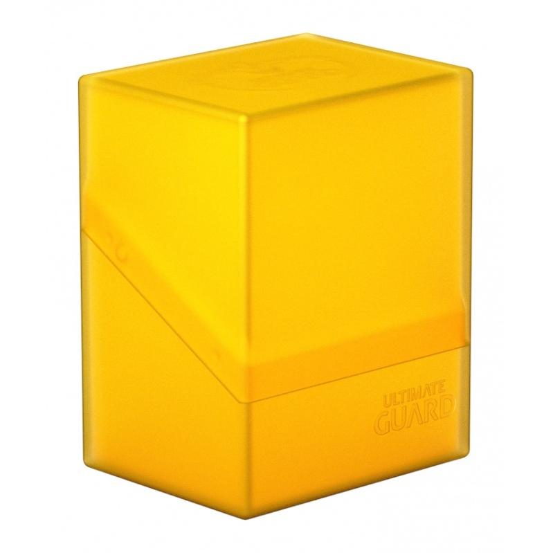 Ultimate Guard Boulder™ Deck Case  80+ - Amber