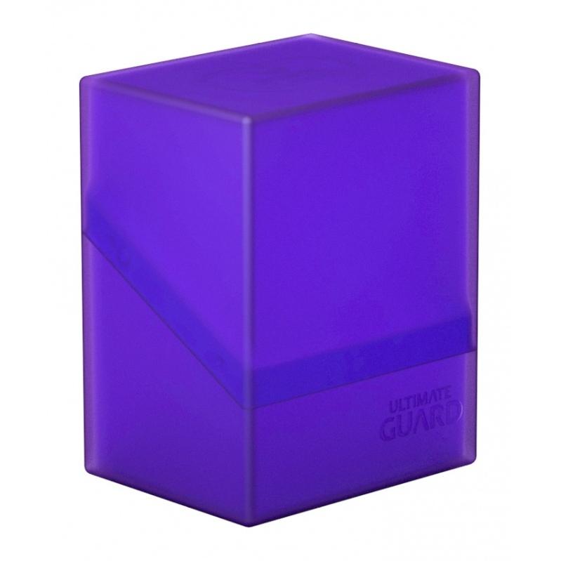 Ultimate Guard Boulder™ Deck Case  80+ - Amethyst
