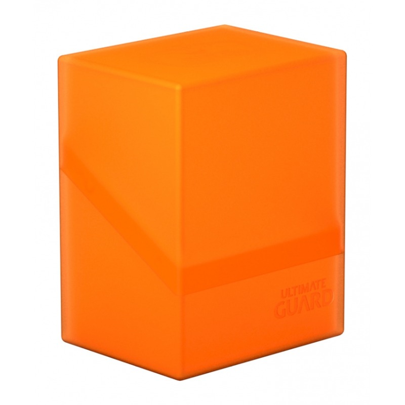 Ultimate Guard Boulder™ Deck Case  80+ - Poppy Topaz