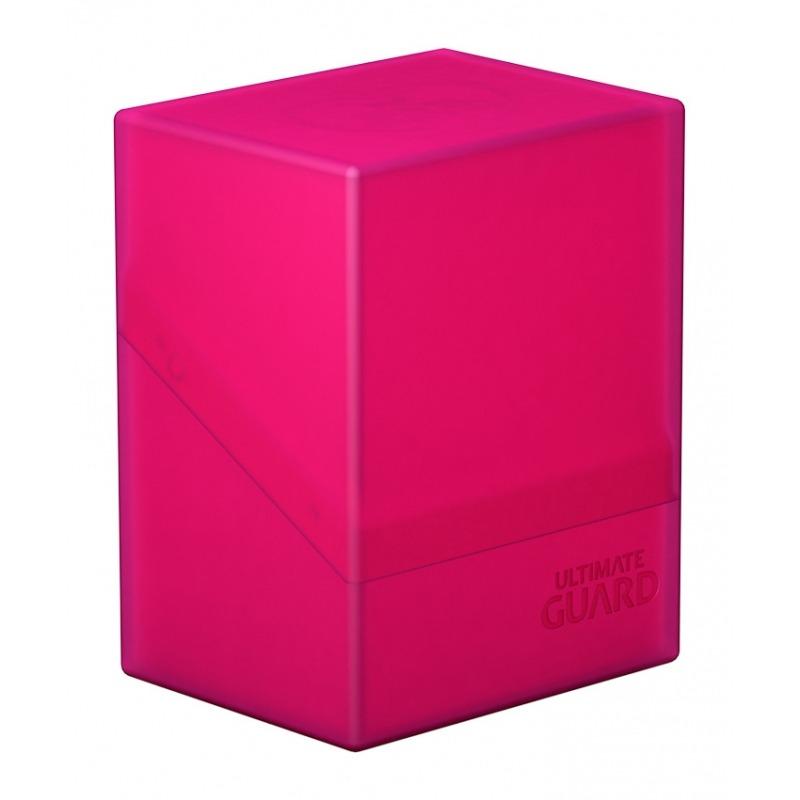 Ultimate Guard Boulder™ Deck Case  80+ - Rhodonite (Pink)