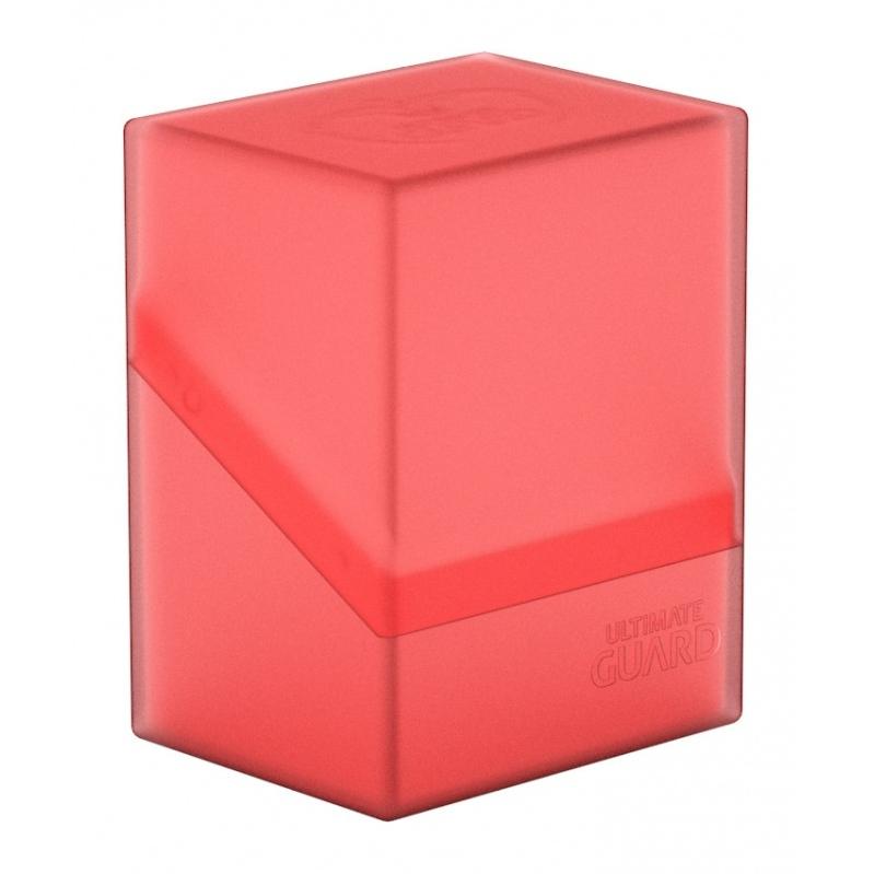 Ultimate Guard Boulder™ Deck Case  80+ - Ruby