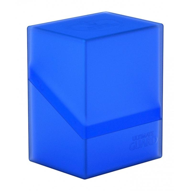 Ultimate Guard Boulder™ Deck Case  80+ - Sapphire