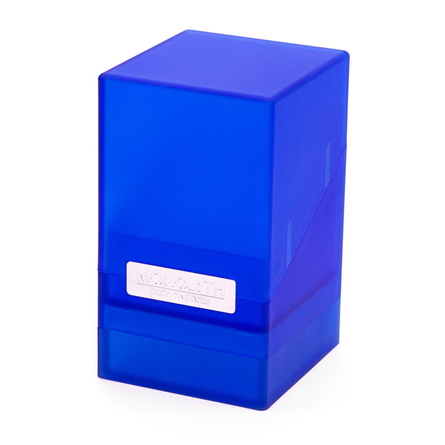 Ultimate Guard Monolith™ Deck Case 100+ - Sapphire