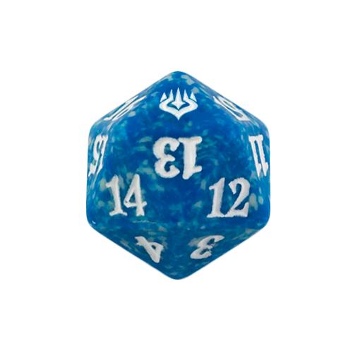 Magic Spindown Die - War of the Spark - Blue