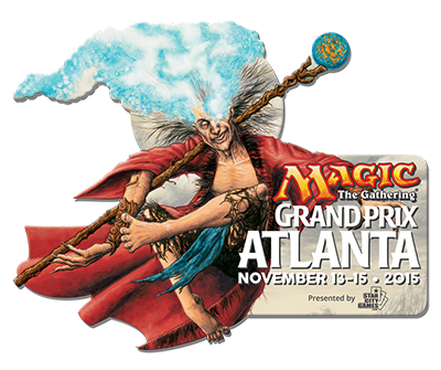 Grand Prix: Atlanta 2015 Collectible Pin - Zur the Enchanter
