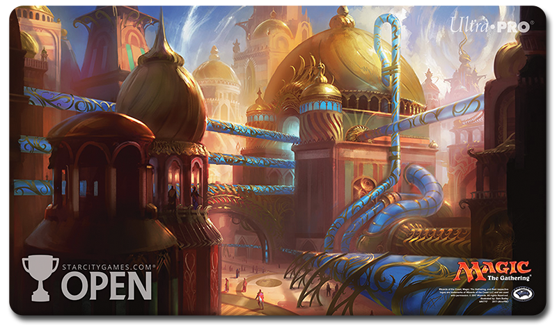 StarCityGames.com Open Playmat - Aether Hub