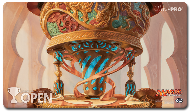 StarCityGames.com Open Playmat - Aether Vial