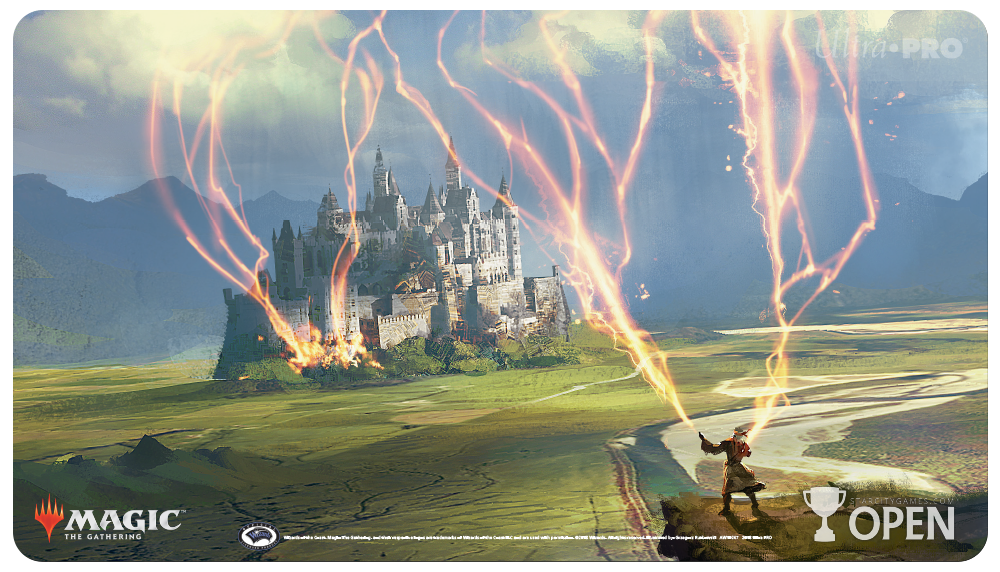 StarCityGames.com Open Playmat - Wizard