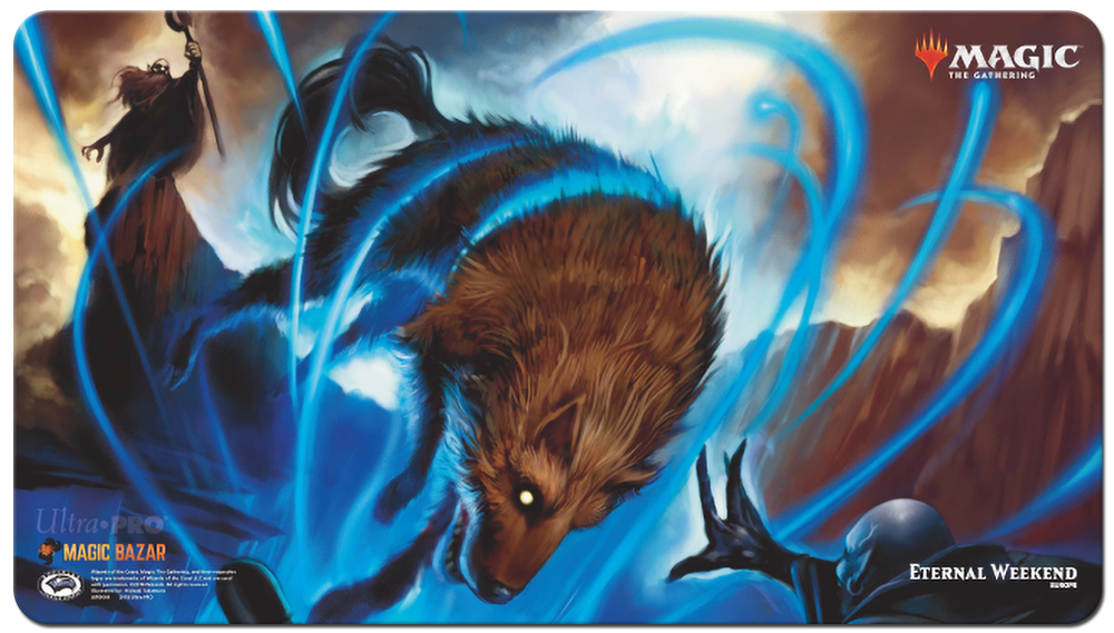 Eternal Weekend Europe 2018 Legacy Playmat - Spell Snare