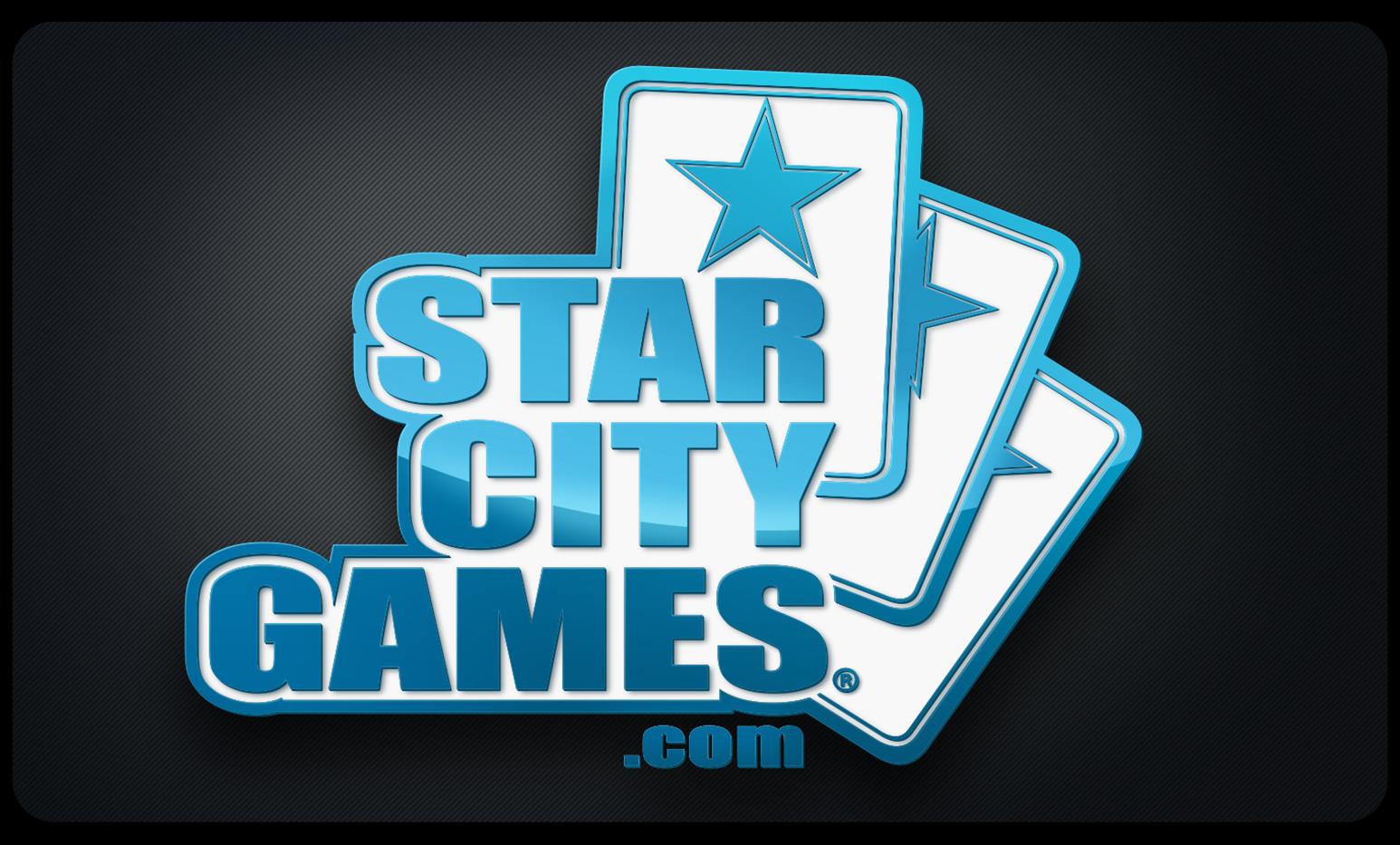 StarCityGames.com Playmat - StarCityGames.com Logo