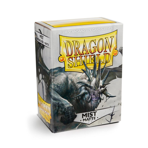 Dragon Shield Matte Sleeves - Matte Mist