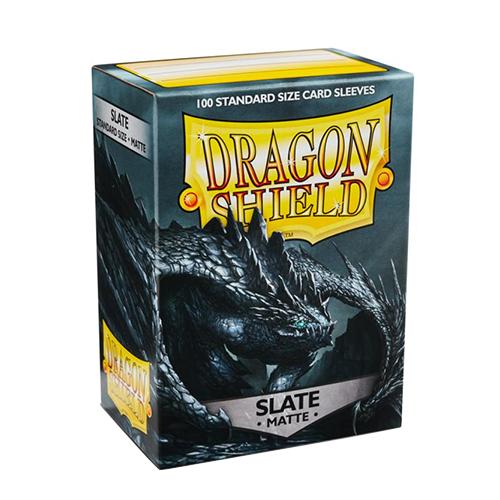 Dragon Shield Matte Sleeves - Matte Slate