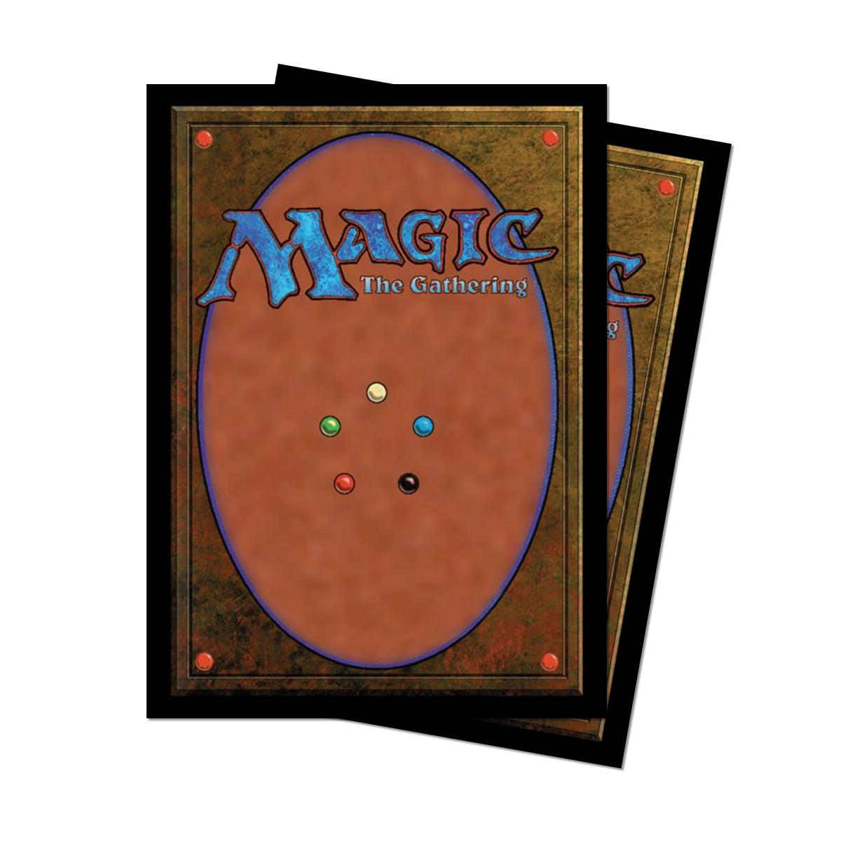 Ultra Pro Magic Matte Sleeves - Magic Card Back