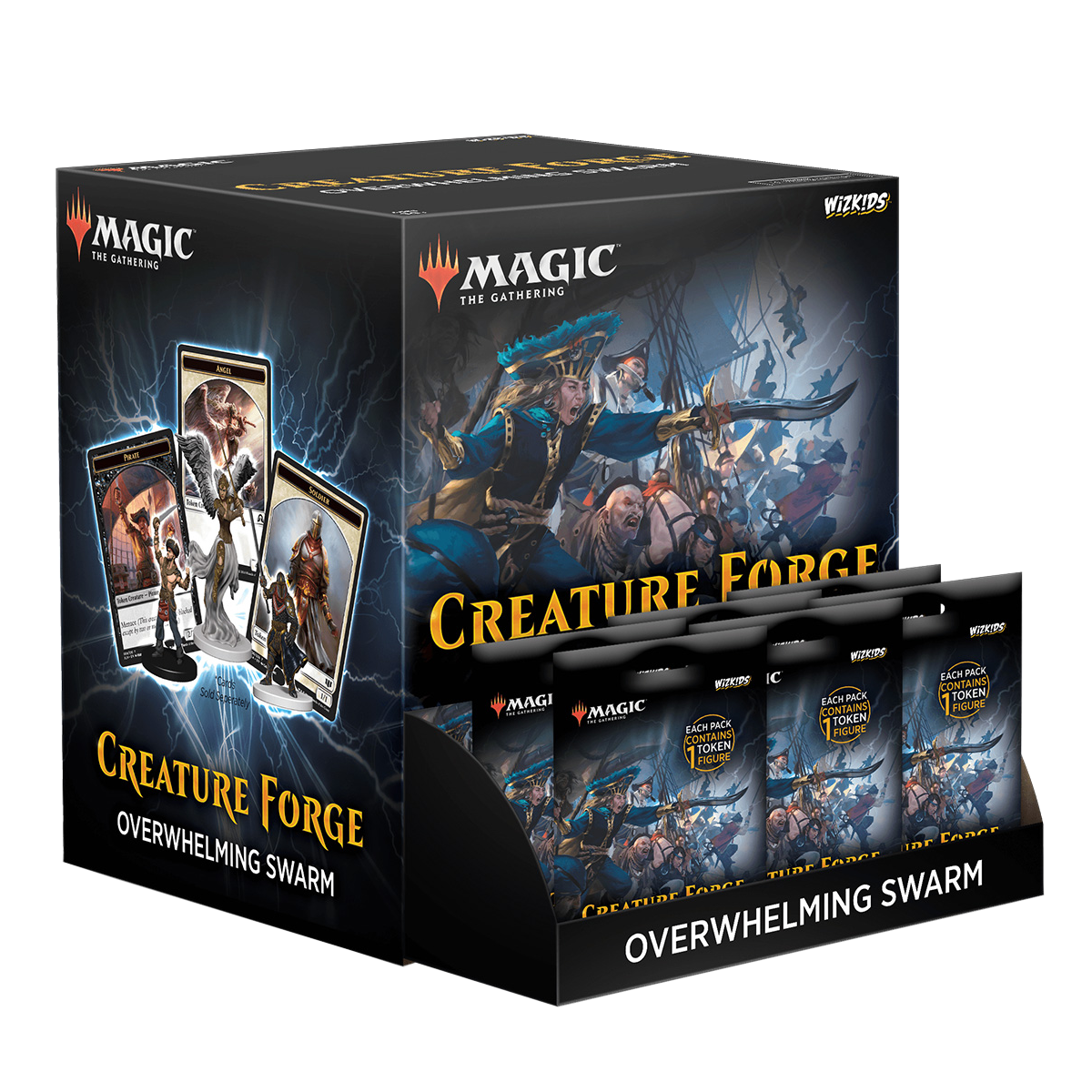 - WizKids Magic Creature Forge Booster Box