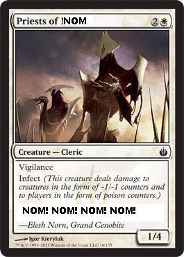 Priests of NOM!