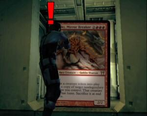 Dude, it IS a Goblin!