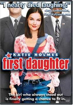 Bad movie, smokin' hot Katie Holmes.