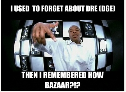 Forget about Dre