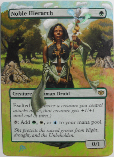 Noble    Hierarch alter