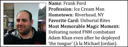 Frank Bio