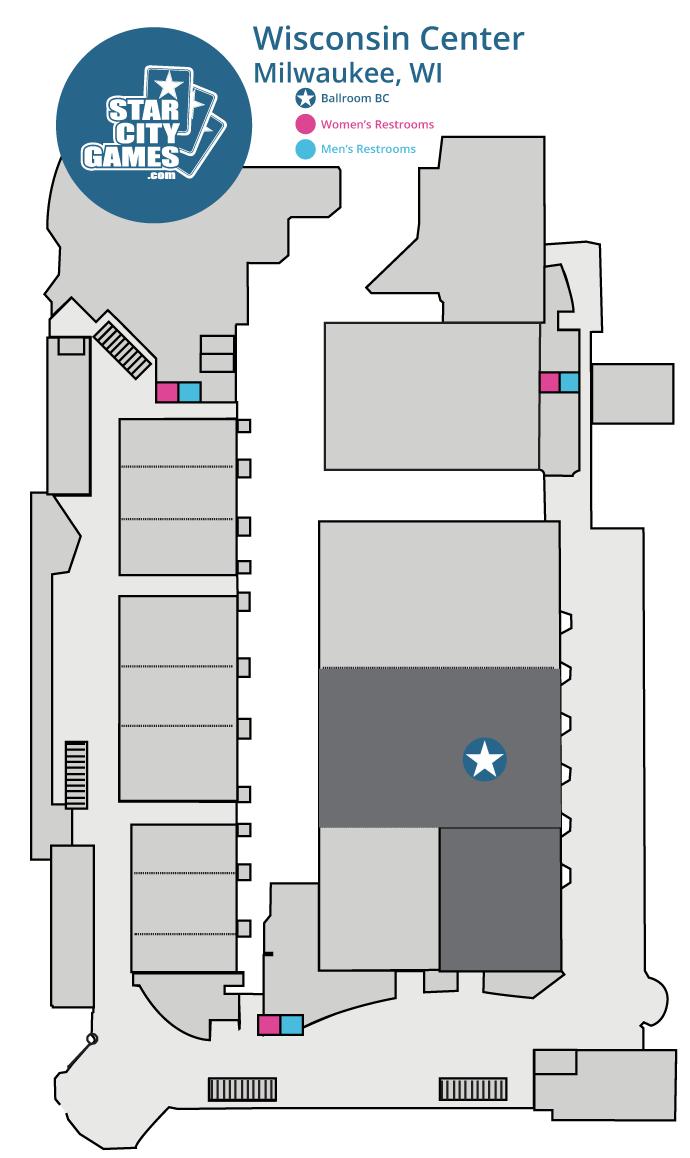 SCGMKE Map