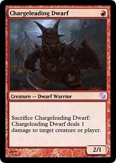 Chargeleading Dwarf