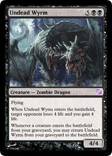 Undead Wyrm
