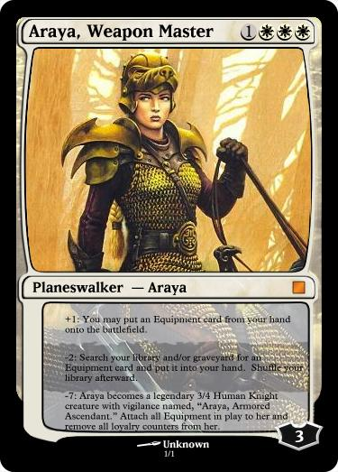 StarCityGames.com - Untapped: Biomancer Planeswalker Activated Ability