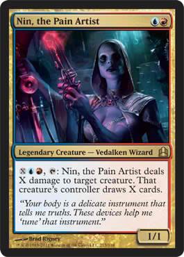 Nin the Pain Artist
