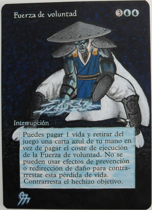 Raiden Force of Will
