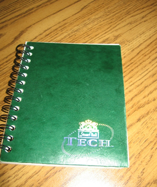 Tech notebook
