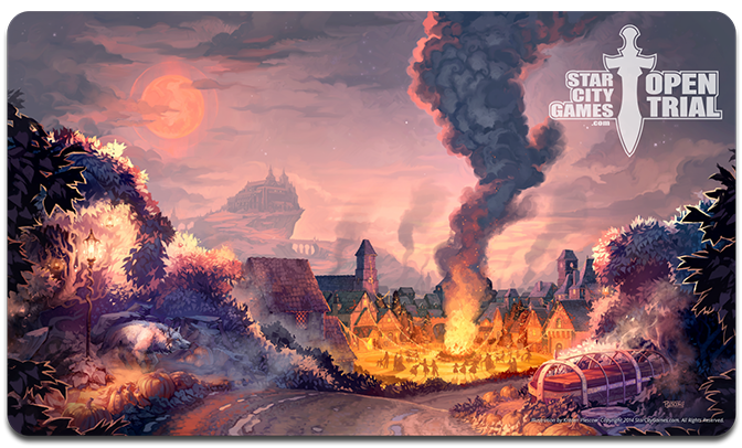 Fall 2014 Open Trial Playmat