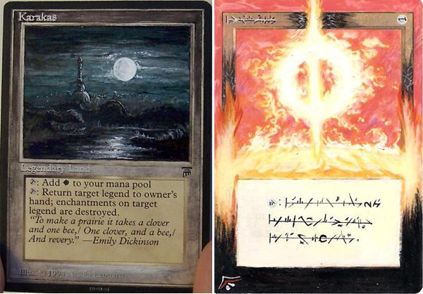 MTG Cards - Altered Art 07212011froggattJune21