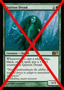 No Dryad